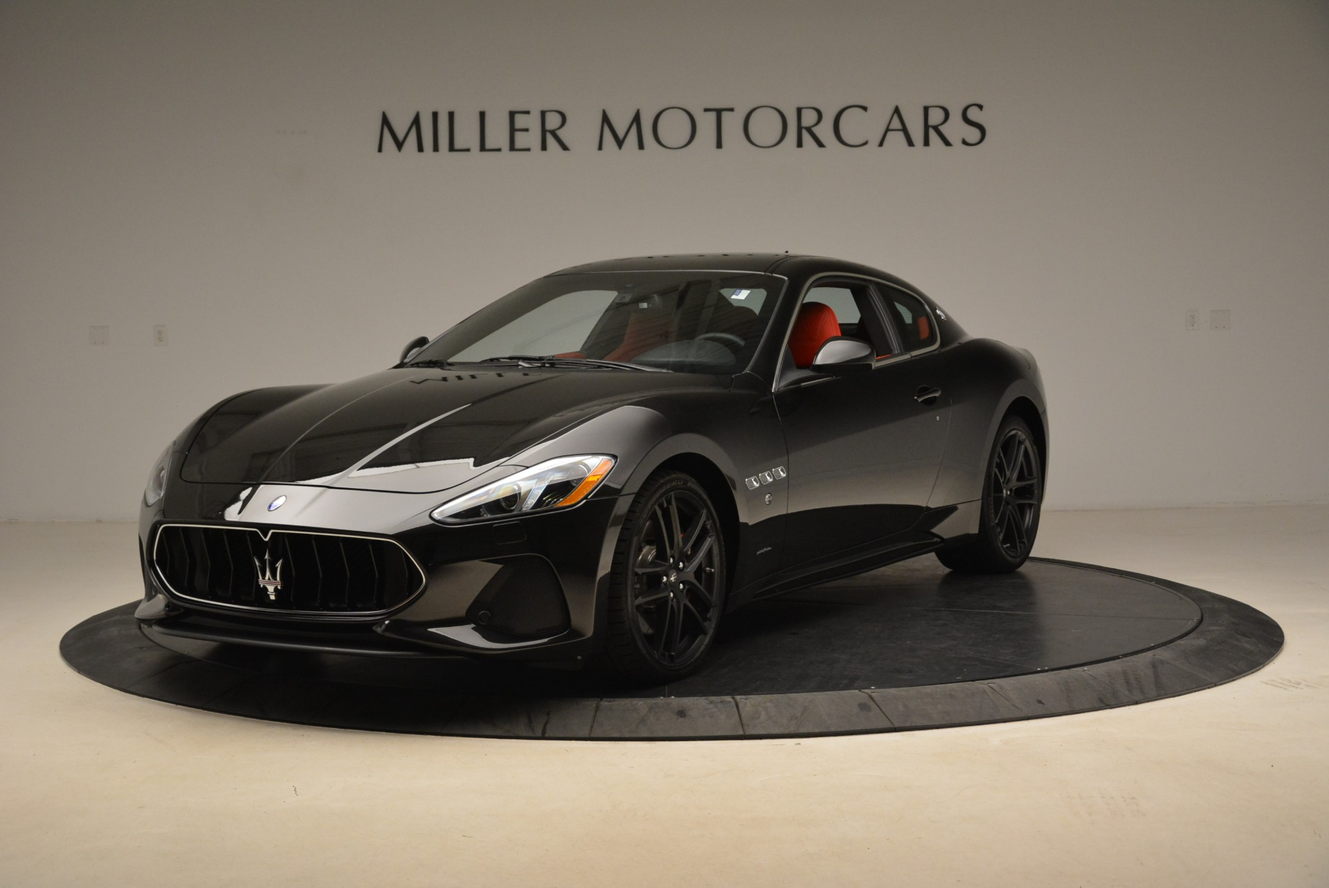 New 2018 Maserati GranTurismo Sport for sale Sold at Bugatti of Greenwich in Greenwich CT 06830 1