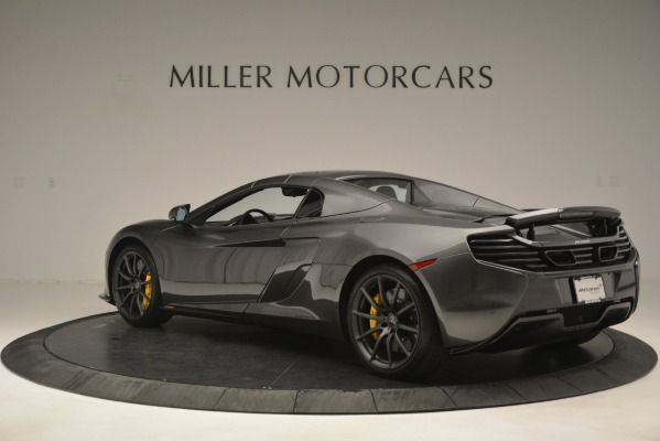 Used 2016 McLaren 650S Spider Convertible for sale Sold at Bugatti of Greenwich in Greenwich CT 06830 17