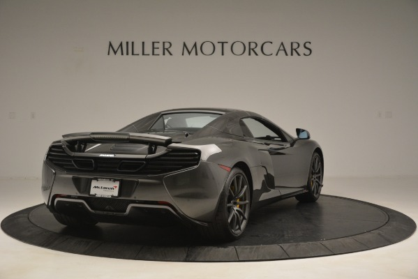 Used 2016 McLaren 650S Spider Convertible for sale Sold at Bugatti of Greenwich in Greenwich CT 06830 18