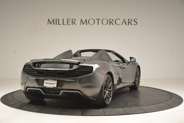 Used 2016 McLaren 650S Spider Convertible for sale Sold at Bugatti of Greenwich in Greenwich CT 06830 7