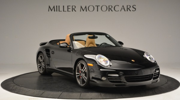 Used 2012 Porsche 911 Turbo for sale Sold at Bugatti of Greenwich in Greenwich CT 06830 11