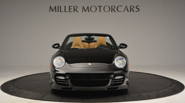 Used 2012 Porsche 911 Turbo for sale Sold at Bugatti of Greenwich in Greenwich CT 06830 12