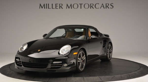 Used 2012 Porsche 911 Turbo for sale Sold at Bugatti of Greenwich in Greenwich CT 06830 13