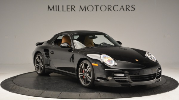 Used 2012 Porsche 911 Turbo for sale Sold at Bugatti of Greenwich in Greenwich CT 06830 18