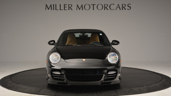Used 2012 Porsche 911 Turbo for sale Sold at Bugatti of Greenwich in Greenwich CT 06830 19