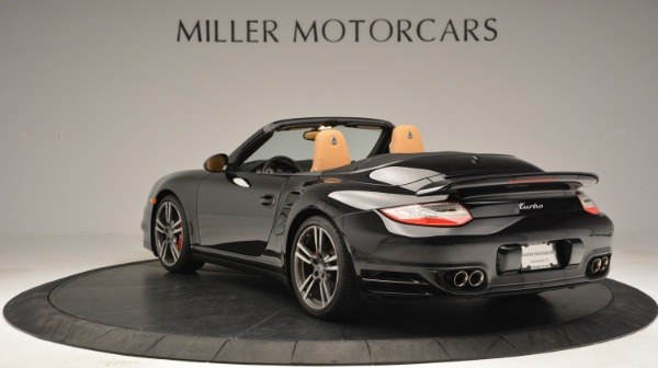 Used 2012 Porsche 911 Turbo for sale Sold at Bugatti of Greenwich in Greenwich CT 06830 5