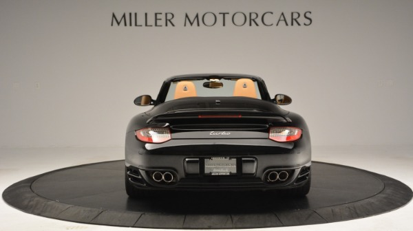 Used 2012 Porsche 911 Turbo for sale Sold at Bugatti of Greenwich in Greenwich CT 06830 6