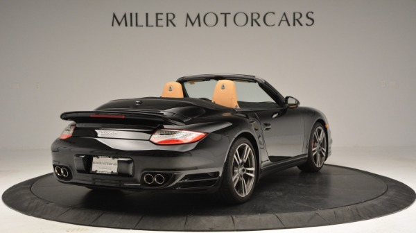 Used 2012 Porsche 911 Turbo for sale Sold at Bugatti of Greenwich in Greenwich CT 06830 7