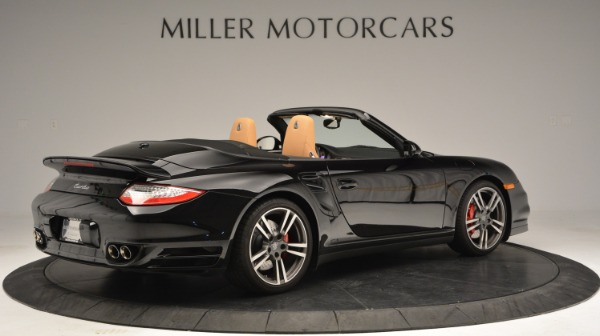Used 2012 Porsche 911 Turbo for sale Sold at Bugatti of Greenwich in Greenwich CT 06830 8