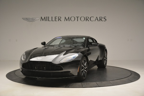 Used 2017 Aston Martin DB11 V12 Coupe for sale Sold at Bugatti of Greenwich in Greenwich CT 06830 2