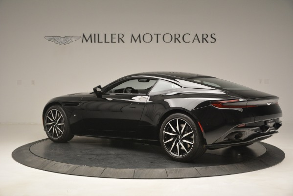 Used 2017 Aston Martin DB11 V12 Coupe for sale Sold at Bugatti of Greenwich in Greenwich CT 06830 4