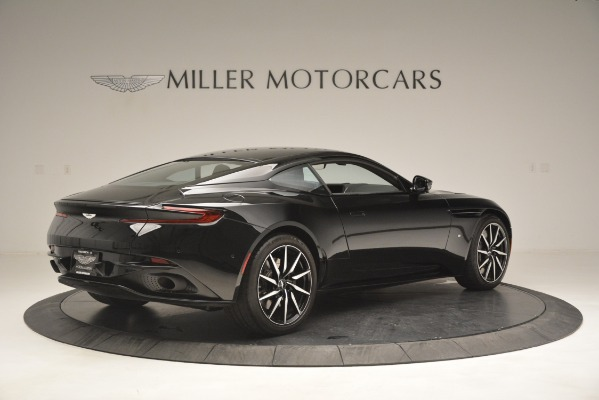Used 2017 Aston Martin DB11 V12 Coupe for sale Sold at Bugatti of Greenwich in Greenwich CT 06830 8