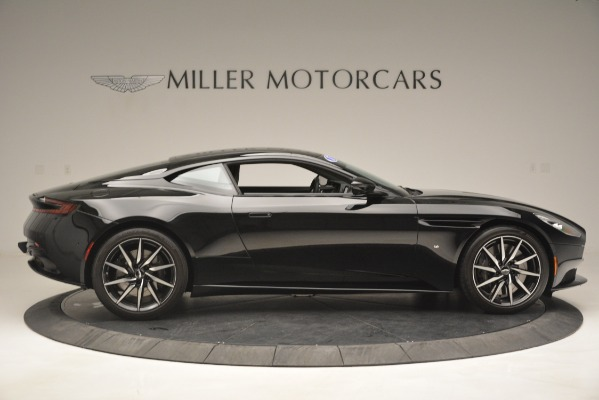 Used 2017 Aston Martin DB11 V12 Coupe for sale Sold at Bugatti of Greenwich in Greenwich CT 06830 9
