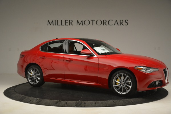 New 2019 Alfa Romeo Giulia Q4 for sale Sold at Bugatti of Greenwich in Greenwich CT 06830 10