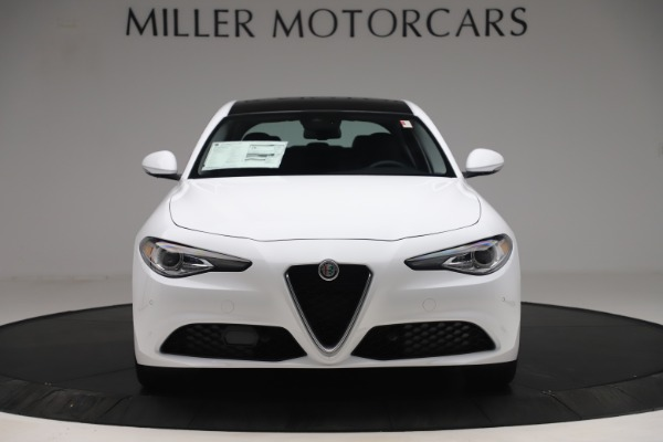 New 2019 Alfa Romeo Giulia Q4 for sale Sold at Bugatti of Greenwich in Greenwich CT 06830 12