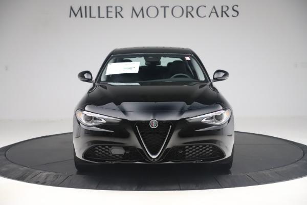 New 2019 Alfa Romeo Giulia Q4 for sale $46,140 at Bugatti of Greenwich in Greenwich CT 06830 12