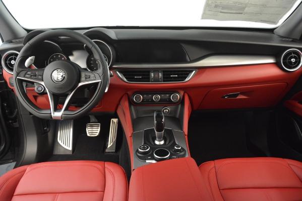New 2019 Alfa Romeo Stelvio Sport Q4 for sale Sold at Bugatti of Greenwich in Greenwich CT 06830 16