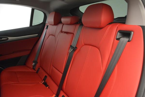 New 2019 Alfa Romeo Stelvio Sport Q4 for sale Sold at Bugatti of Greenwich in Greenwich CT 06830 18