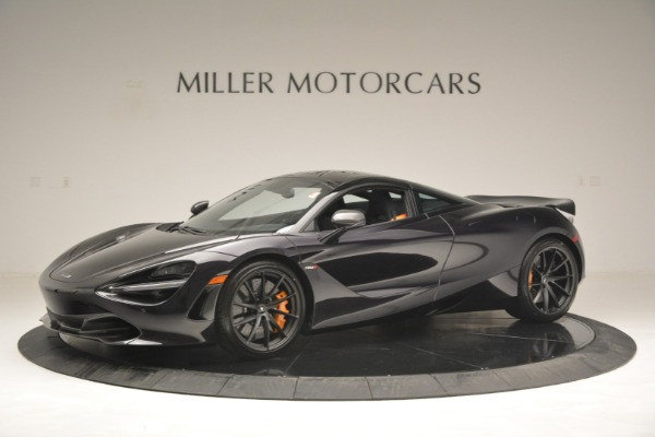 New 2019 McLaren 720S Coupe for sale Sold at Bugatti of Greenwich in Greenwich CT 06830 1