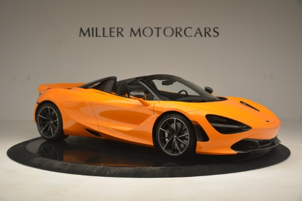 New 2020 McLaren 720S Spider for sale $406,620 at Bugatti of Greenwich in Greenwich CT 06830 10