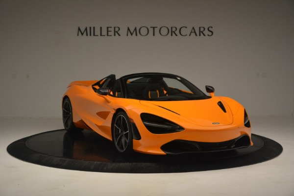 New 2020 McLaren 720S Spider for sale $406,620 at Bugatti of Greenwich in Greenwich CT 06830 11