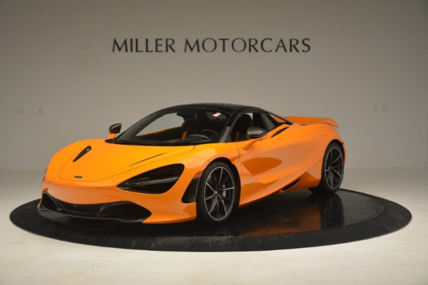 New 2020 McLaren 720S Spider for sale $406,620 at Bugatti of Greenwich in Greenwich CT 06830 15