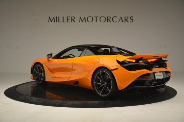 New 2020 McLaren 720S Spider for sale $406,620 at Bugatti of Greenwich in Greenwich CT 06830 17