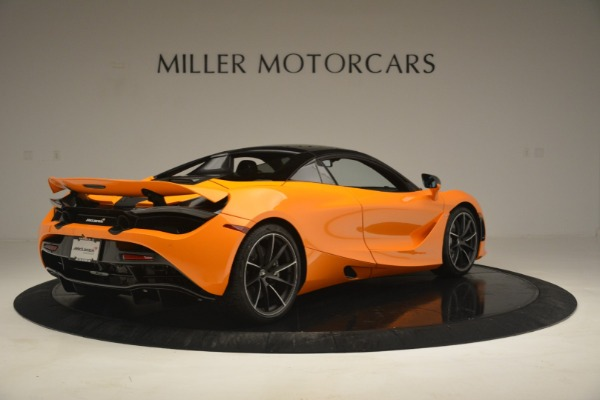 New 2020 McLaren 720S Spider for sale $406,620 at Bugatti of Greenwich in Greenwich CT 06830 19