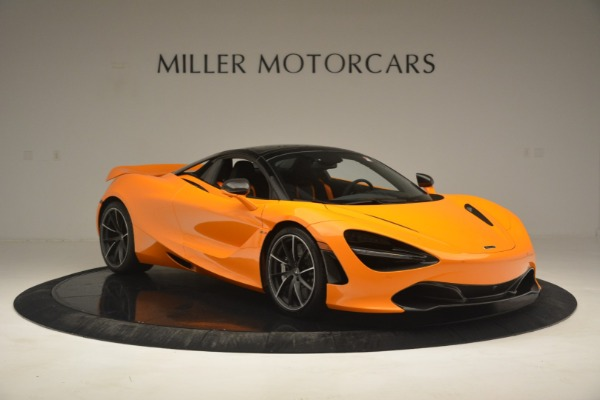 New 2020 McLaren 720S Spider for sale $406,620 at Bugatti of Greenwich in Greenwich CT 06830 21