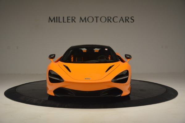 New 2020 McLaren 720S Spider for sale $406,620 at Bugatti of Greenwich in Greenwich CT 06830 22