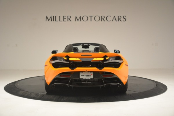 New 2020 McLaren 720S Spider for sale $406,620 at Bugatti of Greenwich in Greenwich CT 06830 6