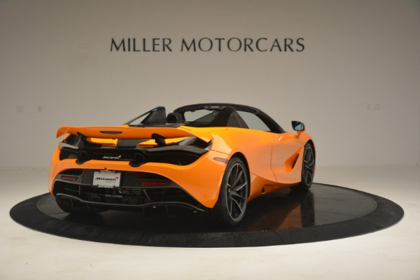 New 2020 McLaren 720S Spider for sale $406,620 at Bugatti of Greenwich in Greenwich CT 06830 7