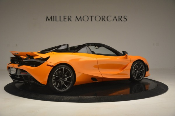 New 2020 McLaren 720S Spider for sale $406,620 at Bugatti of Greenwich in Greenwich CT 06830 8
