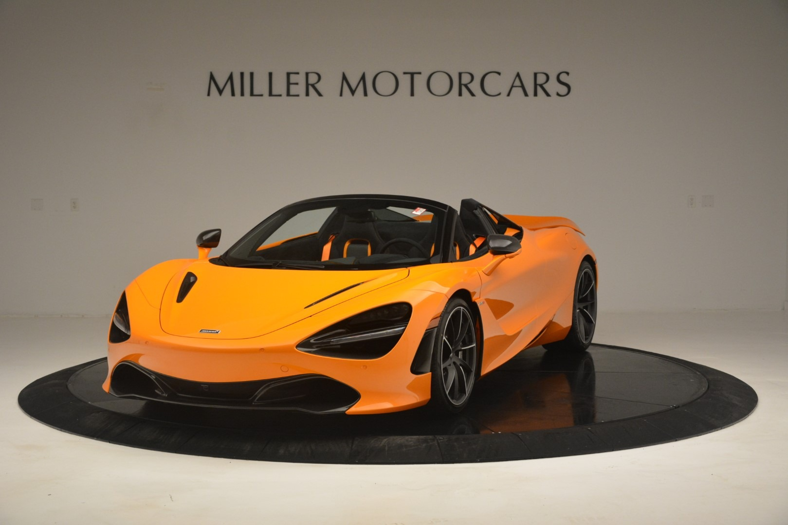New 2020 McLaren 720S Spider for sale $406,620 at Bugatti of Greenwich in Greenwich CT 06830 1
