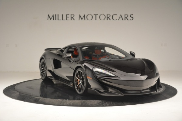New 2019 McLaren 600LT Coupe for sale Call for price at Bugatti of Greenwich in Greenwich CT 06830 12