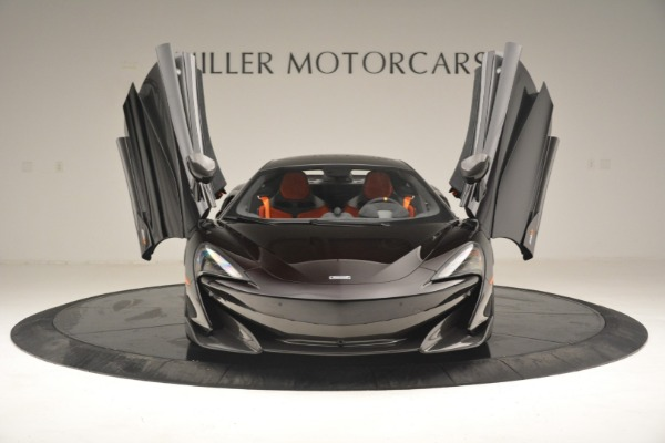 New 2019 McLaren 600LT Coupe for sale Call for price at Bugatti of Greenwich in Greenwich CT 06830 14