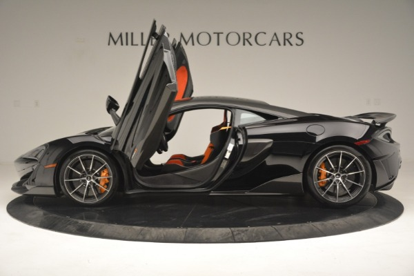 New 2019 McLaren 600LT Coupe for sale Call for price at Bugatti of Greenwich in Greenwich CT 06830 16