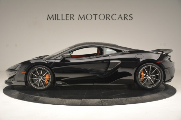 New 2019 McLaren 600LT Coupe for sale Call for price at Bugatti of Greenwich in Greenwich CT 06830 4