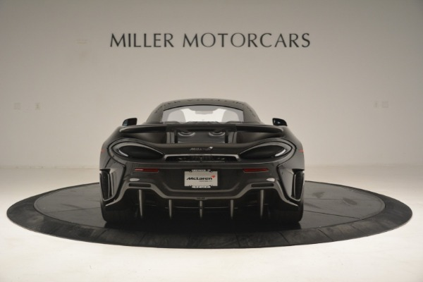 New 2019 McLaren 600LT Coupe for sale Call for price at Bugatti of Greenwich in Greenwich CT 06830 7