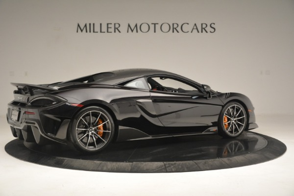 New 2019 McLaren 600LT Coupe for sale Call for price at Bugatti of Greenwich in Greenwich CT 06830 9