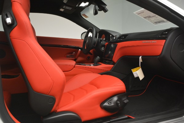 New 2018 Maserati GranTurismo Sport for sale Sold at Bugatti of Greenwich in Greenwich CT 06830 21