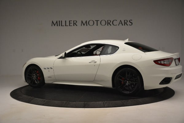 New 2018 Maserati GranTurismo Sport for sale Sold at Bugatti of Greenwich in Greenwich CT 06830 4