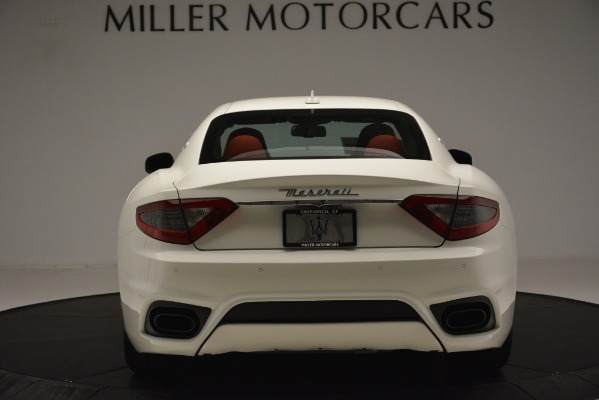 New 2018 Maserati GranTurismo Sport for sale Sold at Bugatti of Greenwich in Greenwich CT 06830 6