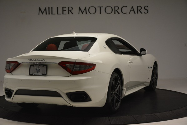 New 2018 Maserati GranTurismo Sport for sale Sold at Bugatti of Greenwich in Greenwich CT 06830 7