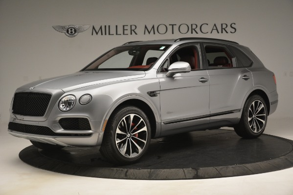 New 2019 Bentley Bentayga V8 for sale Sold at Bugatti of Greenwich in Greenwich CT 06830 2