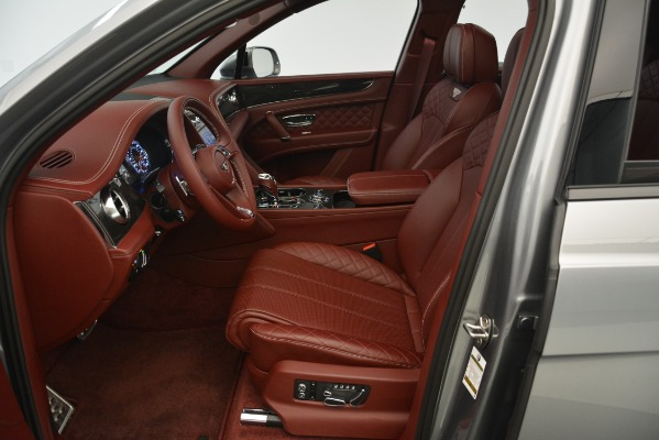 New 2019 Bentley Bentayga V8 for sale Sold at Bugatti of Greenwich in Greenwich CT 06830 23