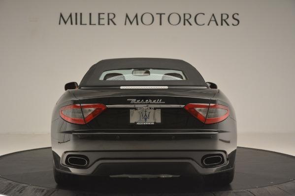 Used 2015 Maserati GranTurismo Sport for sale Sold at Bugatti of Greenwich in Greenwich CT 06830 12
