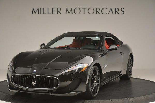 Used 2015 Maserati GranTurismo Sport for sale Sold at Bugatti of Greenwich in Greenwich CT 06830 2