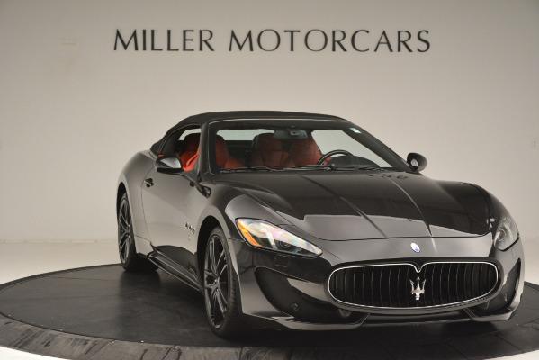 Used 2015 Maserati GranTurismo Sport for sale Sold at Bugatti of Greenwich in Greenwich CT 06830 22