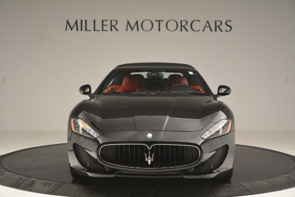 Used 2015 Maserati GranTurismo Sport for sale Sold at Bugatti of Greenwich in Greenwich CT 06830 24